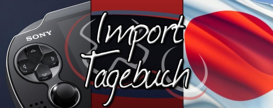 Import Tagebuch – Tag 15