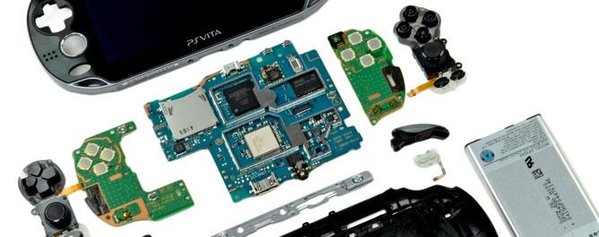 PS Vita – Innenleben