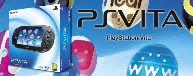 PS Vita Vorbestellerbox
