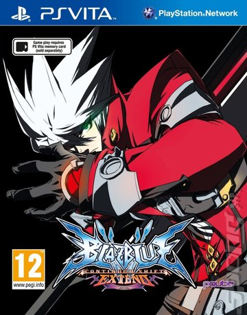 cover_BlazBlue: Continuum Shift Extend