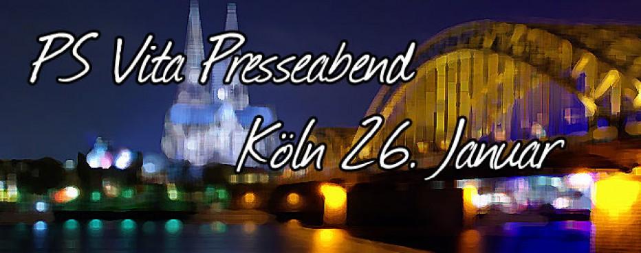yourPSVita vor Ort – Der Pressetag in Köln