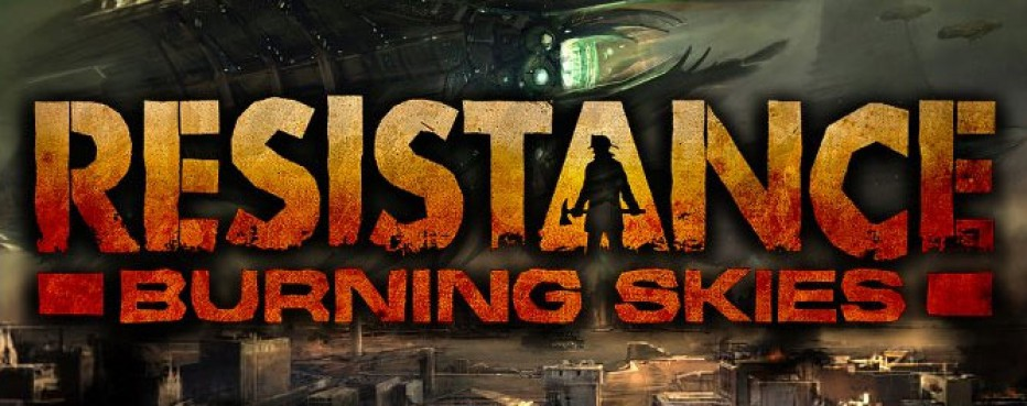 Resistance: Burning Skies: Update