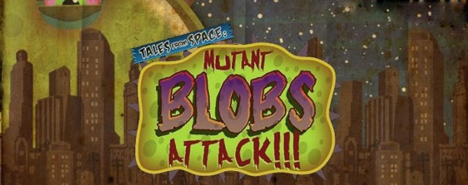 Test – Tales from Space: Mutant Blobs Attack