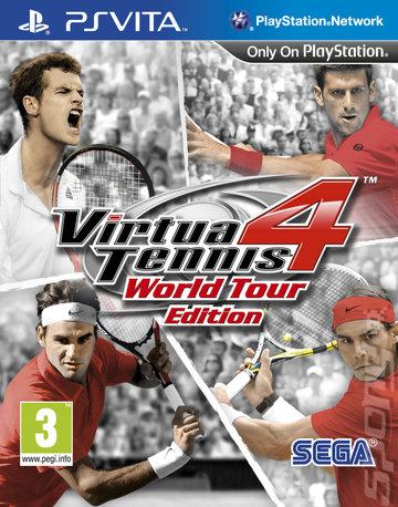 cover_Virtua Tennis 4: Launch-Trailer