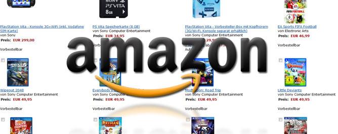 PS Vita Vorbestellercharts KW 36