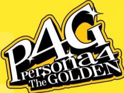 persona 4 logo