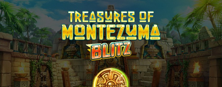 Treasures Of Montezuma Blitz: BUG