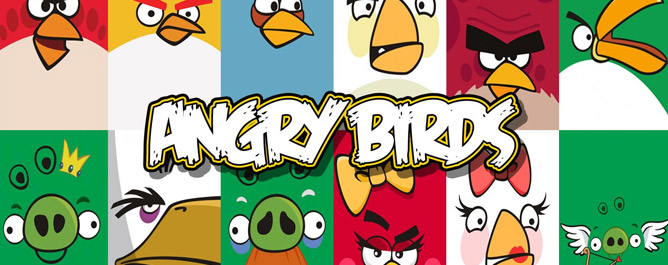 Angry Birds Trilogie