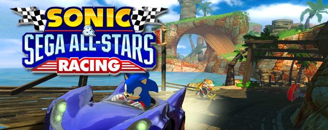 Sonic & SEGA All-Stars Racing 2