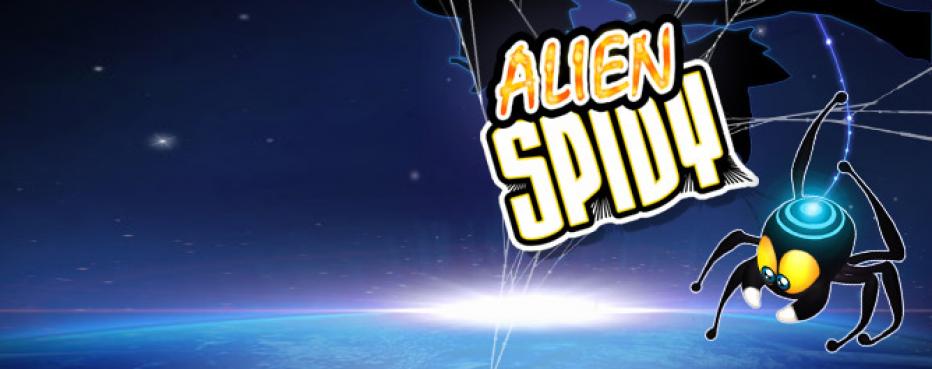 GESTRICHEN – Alien Spidy