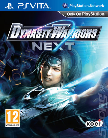 cover_Dynasty Warriors Next
