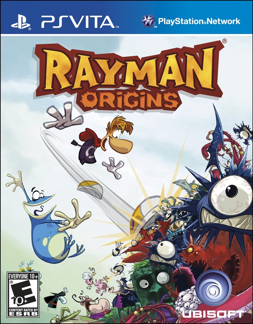 cover_Rayman Origins