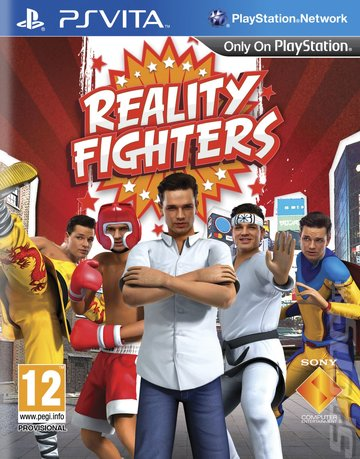 cover_Reality Fighters: DLC