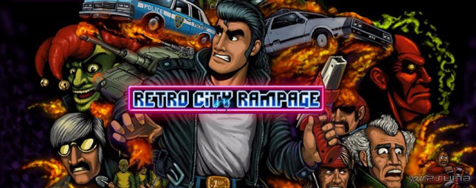 Retro City Rampage – Patch