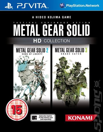 cover_Metal Gear Solid HD Collection: E3
