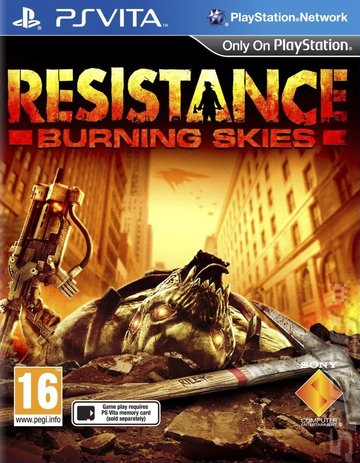 cover_Resistance: Burning Skies: Update