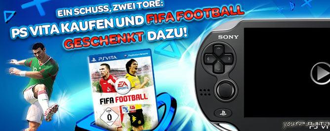 Sony verschenkt FIFA