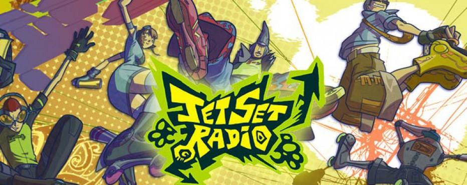 Jet Set Radio: Verschoben