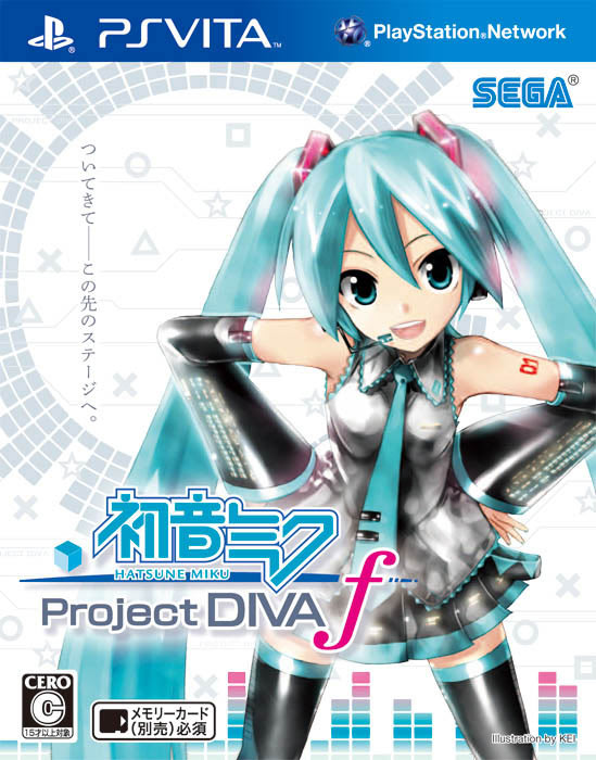 cover_Hatsune Miku: Project DIVA f