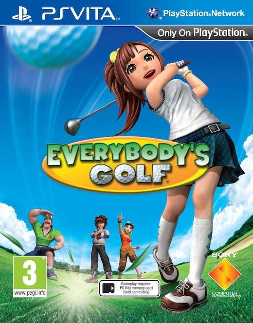 cover_Everybody´s Golf