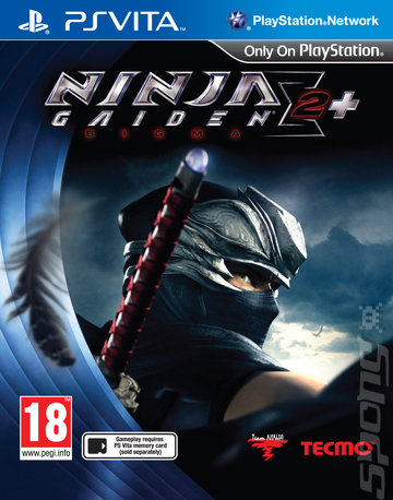 cover_Ninja Gaiden 2 Sigma Plus