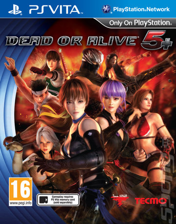 cover_Dead or Alive 5 Plus: Demo