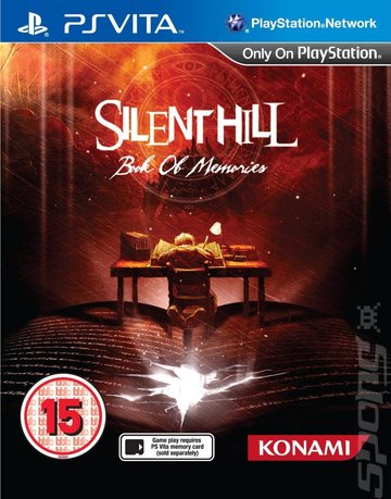cover_Silent Hill: Book of Memories Update
