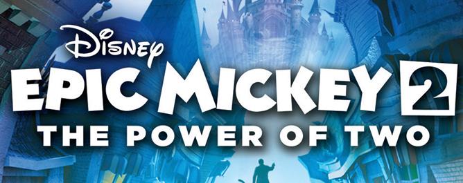 Epic Mickey 2: Die Macht der Zwei