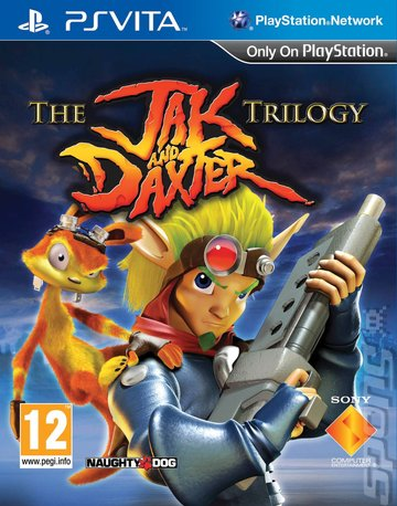 cover_Jak and Daxter HD Collection