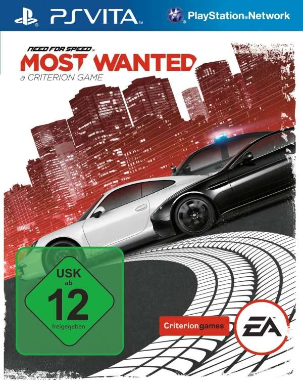 cover_Need for Speed Most Wanted