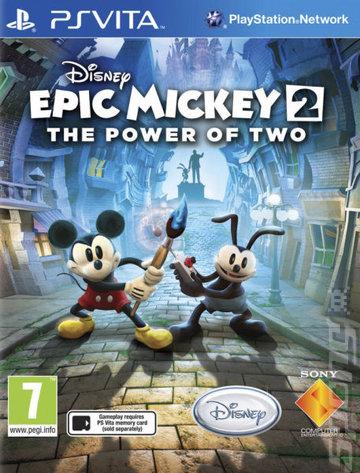 cover_Epic Mickey 2: Die Macht der Zwei