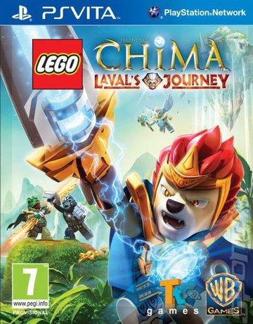 cover_LEGO Legends of Chima: Laval's Journey