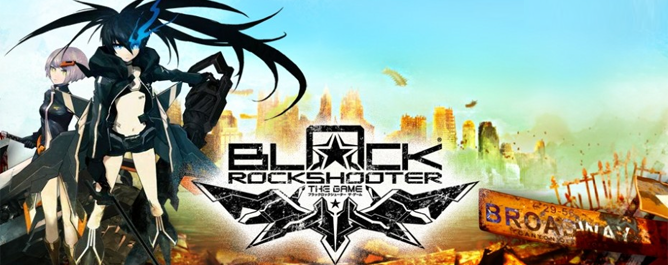 Test – Black Rock Shooter