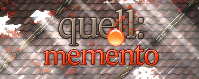 Test – Quell Memento