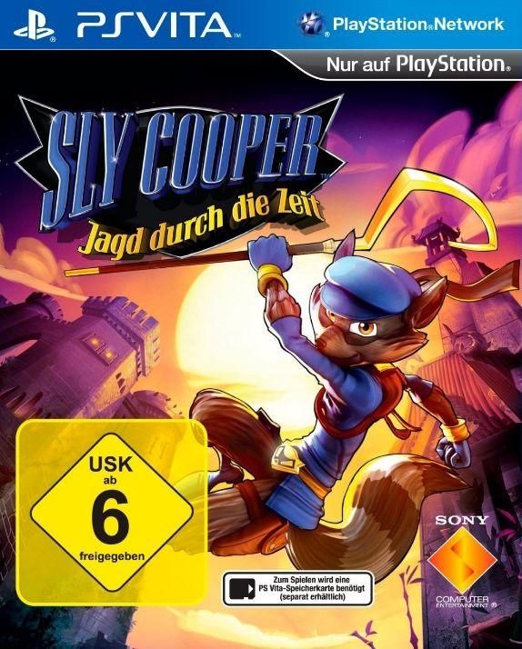 cover_Sly Cooper: Jagd durch die Zeit