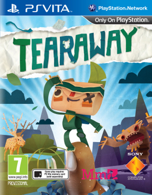 cover_Tearaway – DLC