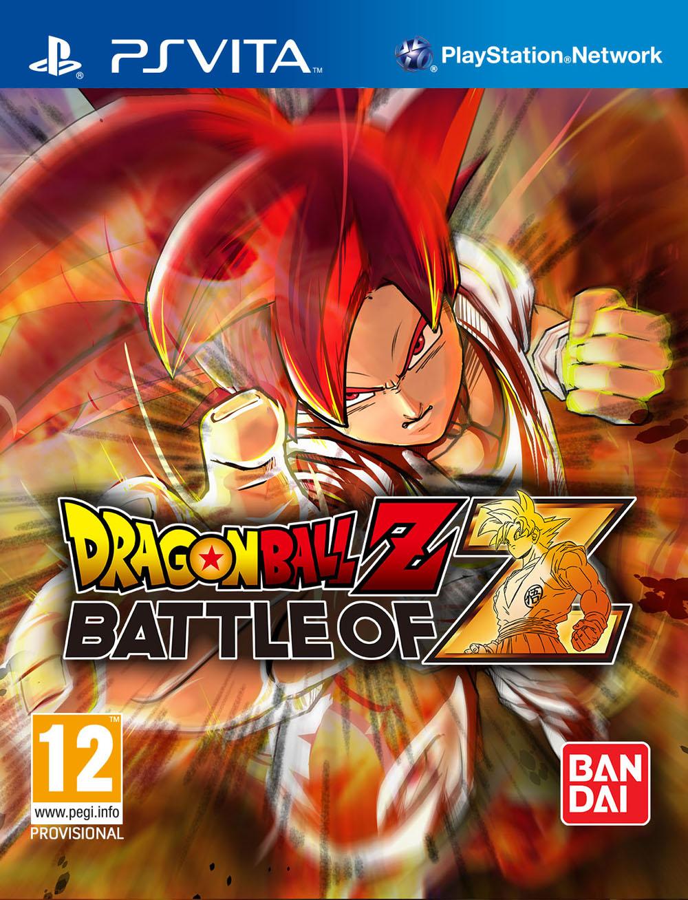 cover_Dragonball Z: Battle of Z