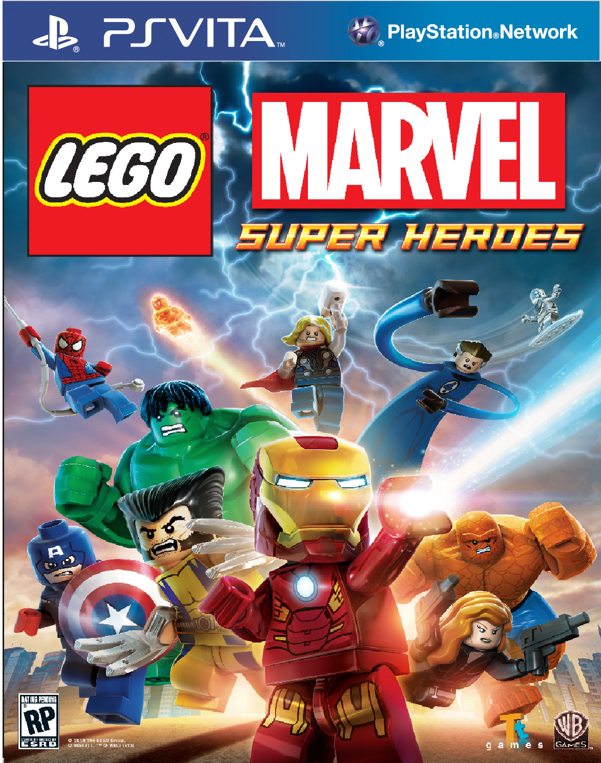 cover_LEGO Marvel Super Heroes