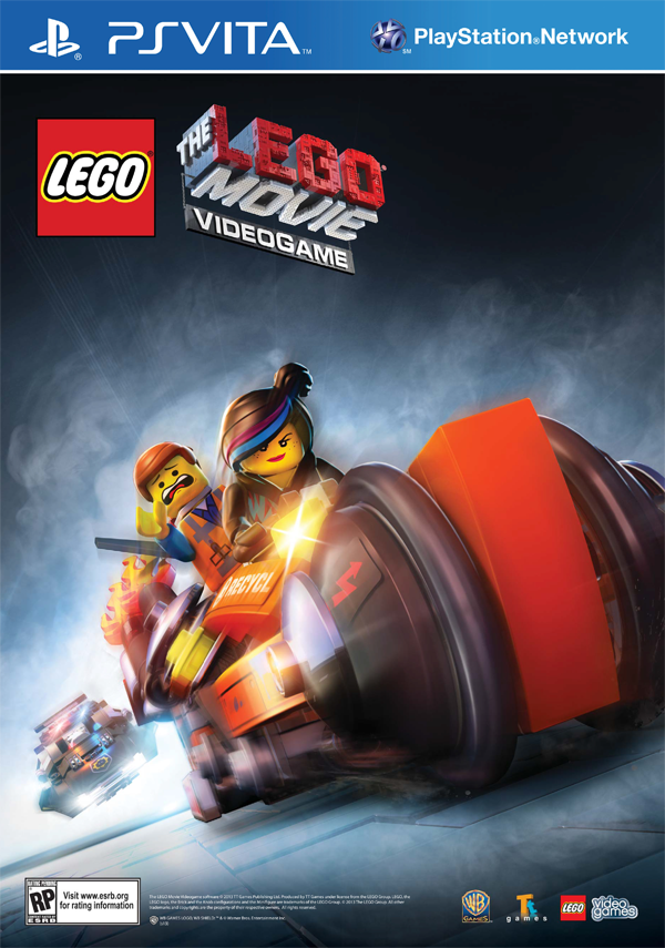 cover_The LEGO Movie Videogame