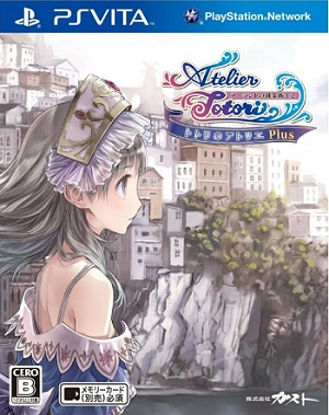 cover_Atelier Totori Plus: The Adventurer of Arland