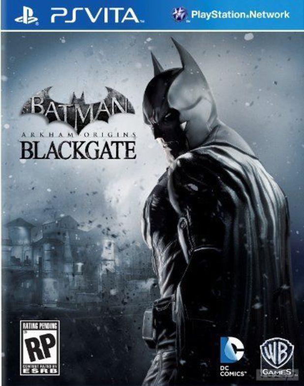 cover_Batman: Arkham Origins Blackgate