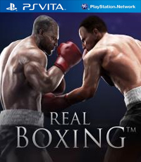 cover_Real Boxing – Launch