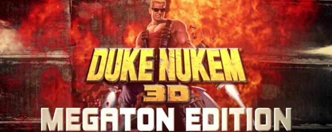 Duke Nukem 3D: Megaton Edition – Release-Trailer