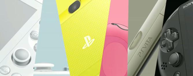 PS Vita Slim Metallic Red Unboxing