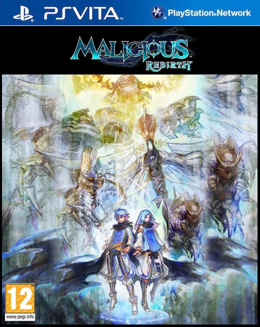 cover_Malicious Rebirth: Launch-Trailer