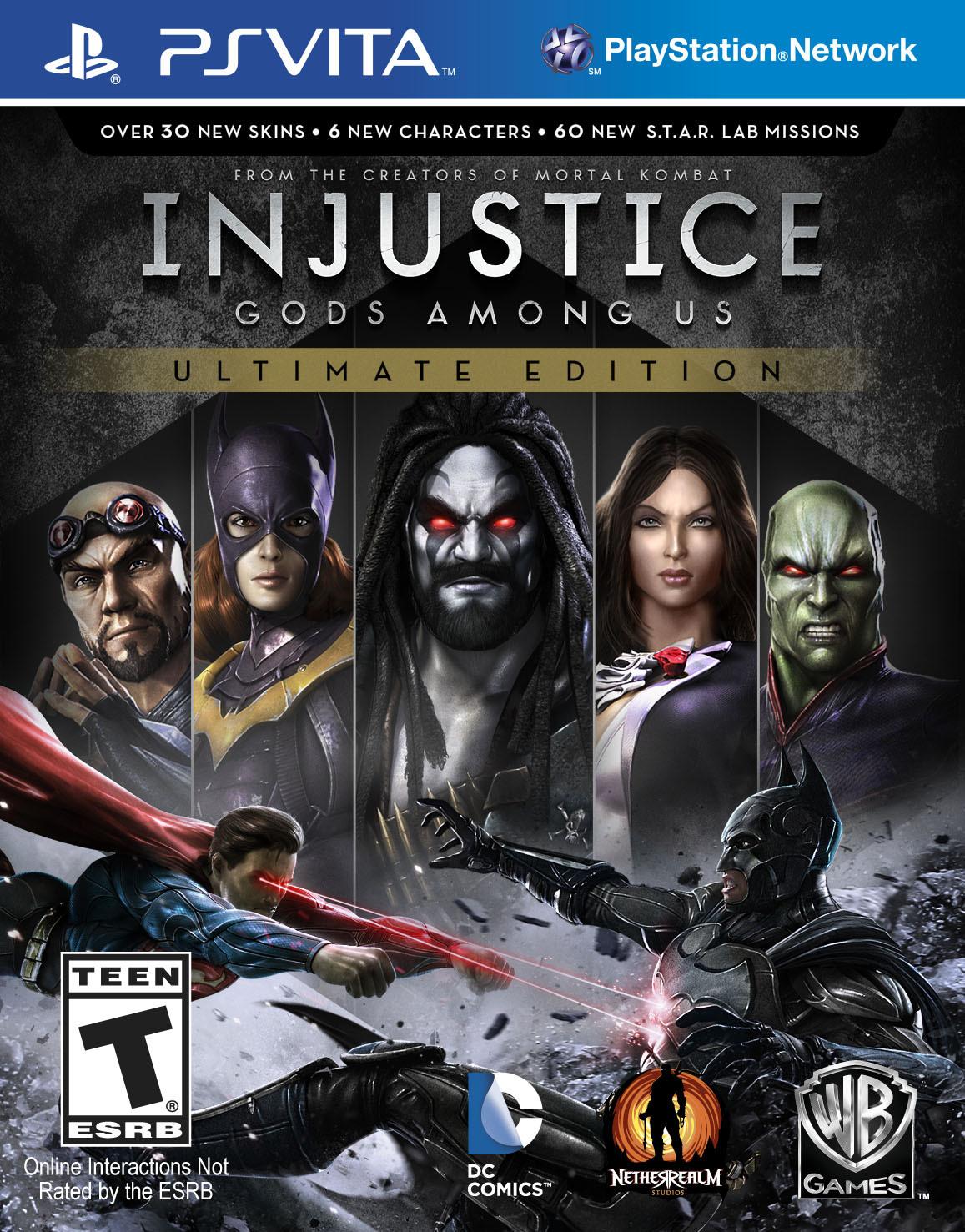cover_Injustice: Götter unter uns