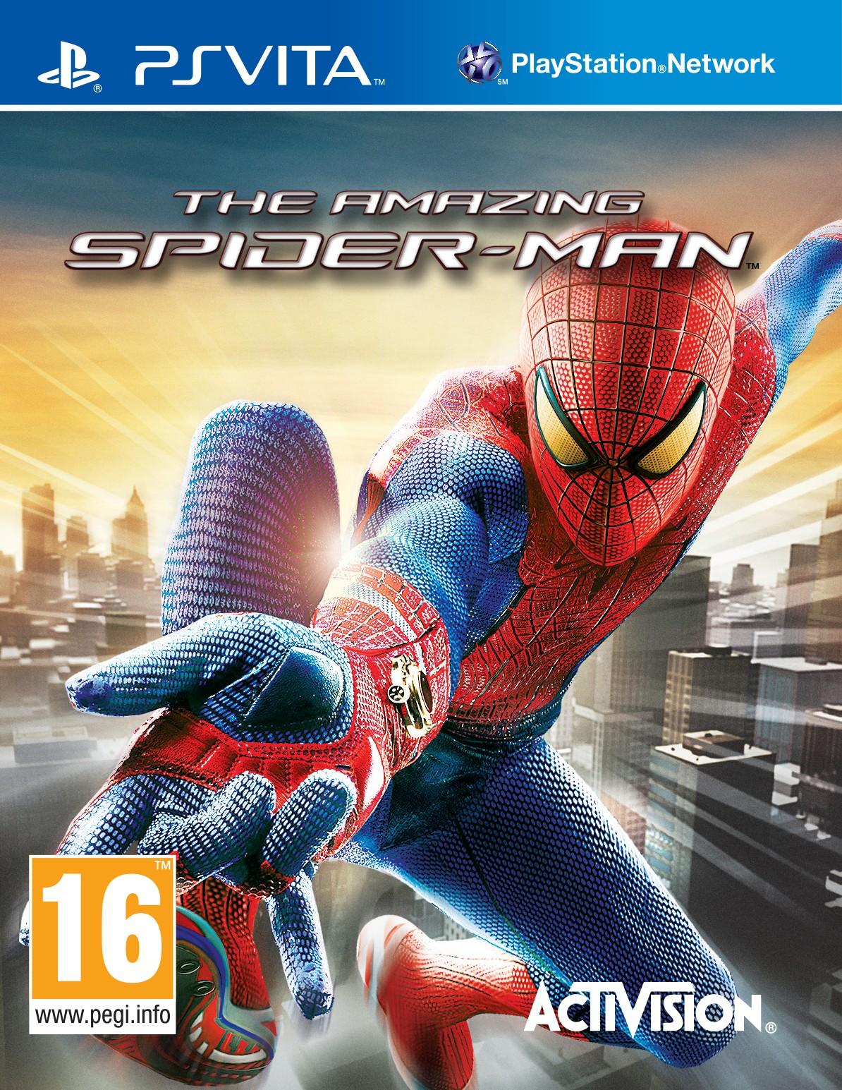 cover_The Amazing Spider-Man – Aktuell nicht mehr im PSN Store