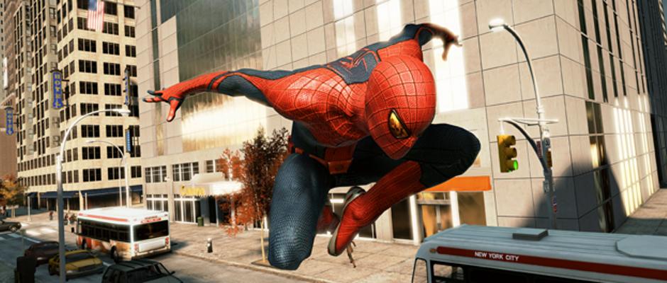 The Amazing Spider-Man – Aktuell nicht mehr im PSN Store