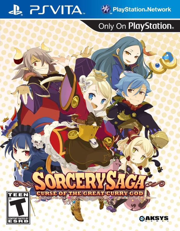 cover_Sorcery Saga – Wahrscheinlich keine Version in Deutschland