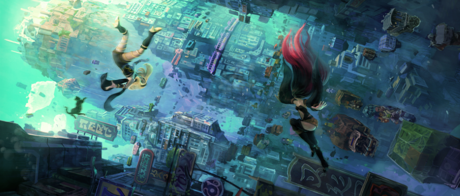 Gravity Rush 2 – Für PS4 angekündigt